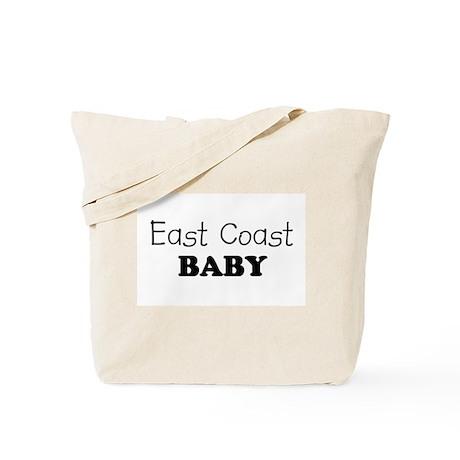 East Coast baby Tote Bag