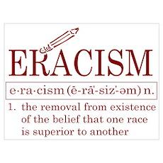 ERACISM Poster
