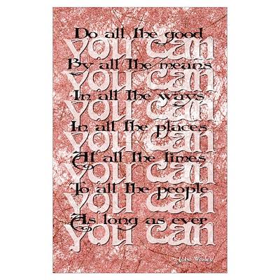 SERIES (John Wesley) Poster