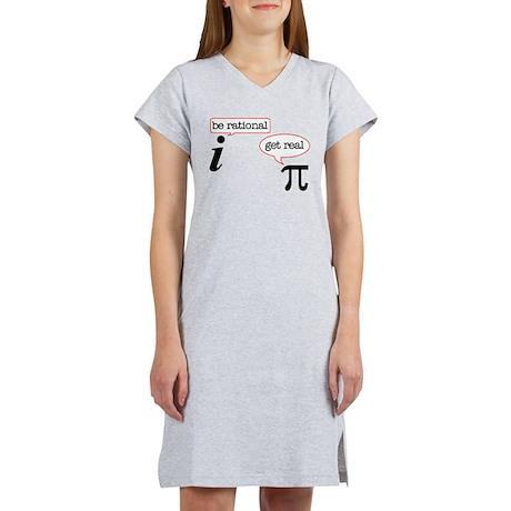 Rational-Real Women's Nightshirt