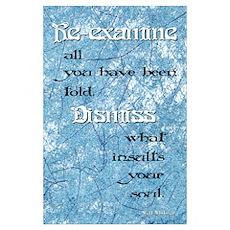 SERIES (Walt Whitman) Poster