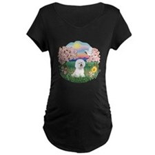 Blossoms-Bichon #1 T-Shirt