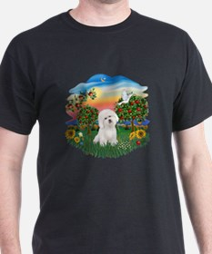 BrightCountry-Bichon#1 T-Shirt