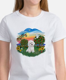 BrightCountry-Bichon#1 Women's T-Shirt