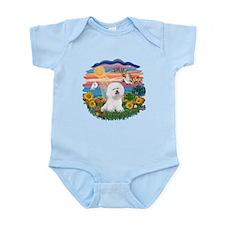 Autumn Sun-Bichon1 Infant Bodysuit