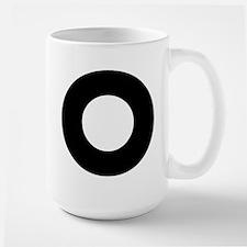 Letter O Mug