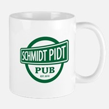 Schmidt Pidt Pub Mug