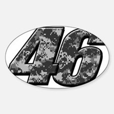 VR46camo Decal