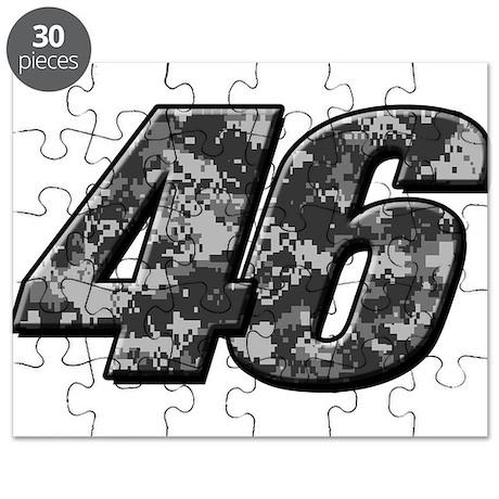 VR46camo Puzzle