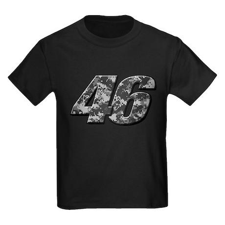 VR46camo Kids Dark T-Shirt