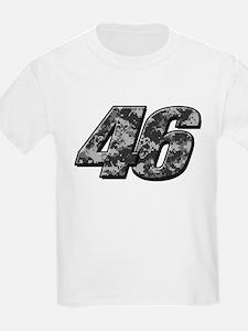 VR46camo T-Shirt