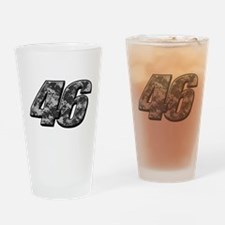 VR46camo Drinking Glass