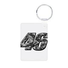 VR46camo Keychains