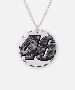 VR46camo Necklace