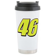 VR46Red2 Travel Mug