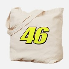 VR46Red2 Tote Bag