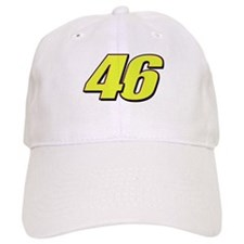 VR46Red2 Baseball Cap