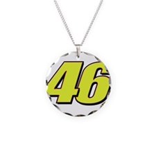 VR46Red2 Necklace