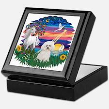 MagicalNight-Bichon#2 Keepsake Box