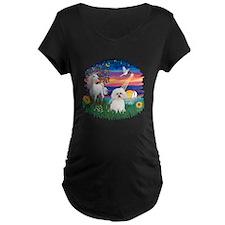 MagicalNight-Bichon#2 T-Shirt