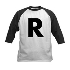 Letter R Tee
