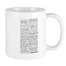 Rules of a Functional Mute Mug