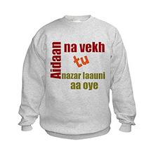 Makhan's Sweatshirt