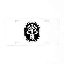 MEDCOM Aluminum License Plate