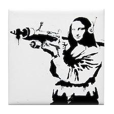 Mona Lisa RPG Tile Coaster
