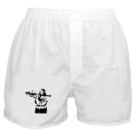 Mona Lisa RPG Boxer Shorts