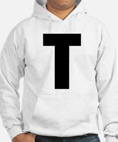 Letter T Hoodie