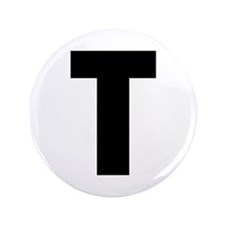 "Letter C 3.5"" Button (100 pack)"