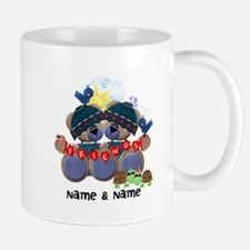 Customizable Bear Friends Mug