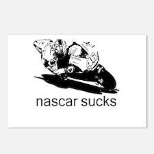 Valentino Rossi Motogp Nascar Postcards (Package o