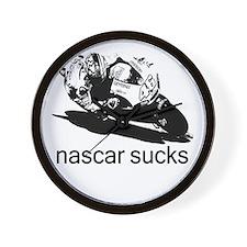 Valentino Rossi Motogp Nascar Wall Clock