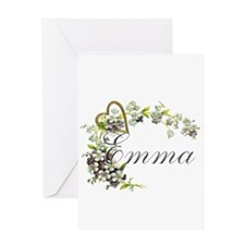 Emma Greeting Card