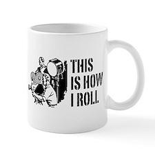 This Is How I Roll Film Mug