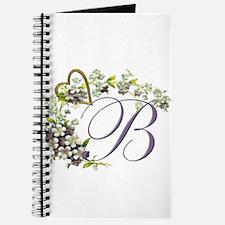"""Letter """"B"""" Journal"""