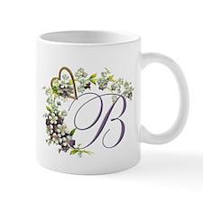 """Letter """"B"""" Mug"""