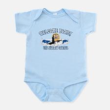 Welcome USS Carter! Infant Bodysuit