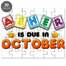 Asher is Due in October Puzzle