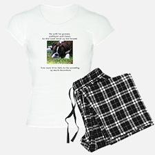 Are You Worthy? II design Pajamas