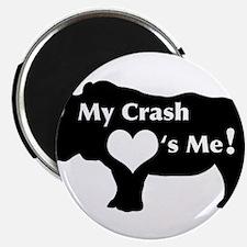 Crash Love Magnet