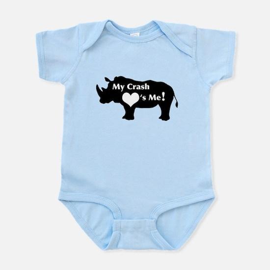 Crash Love Infant Bodysuit