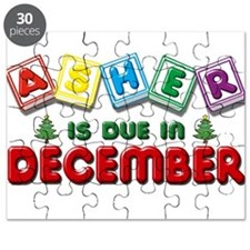 Asher is Due in December Puzzle
