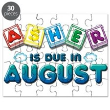 Asher is Due in August Puzzle