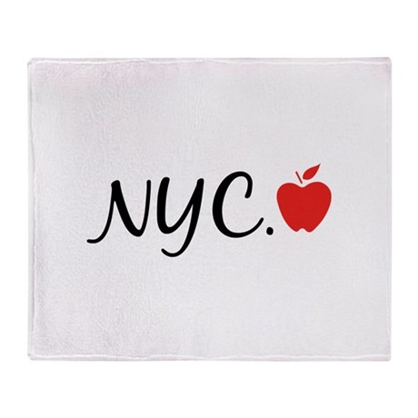 NYC Throw Blanket