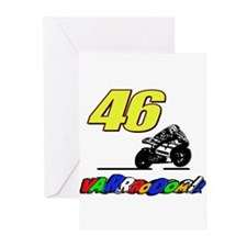 VR46vroom Greeting Cards (Pk of 20)