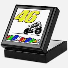 VR46vroom Keepsake Box