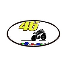 VR46vroom Patches